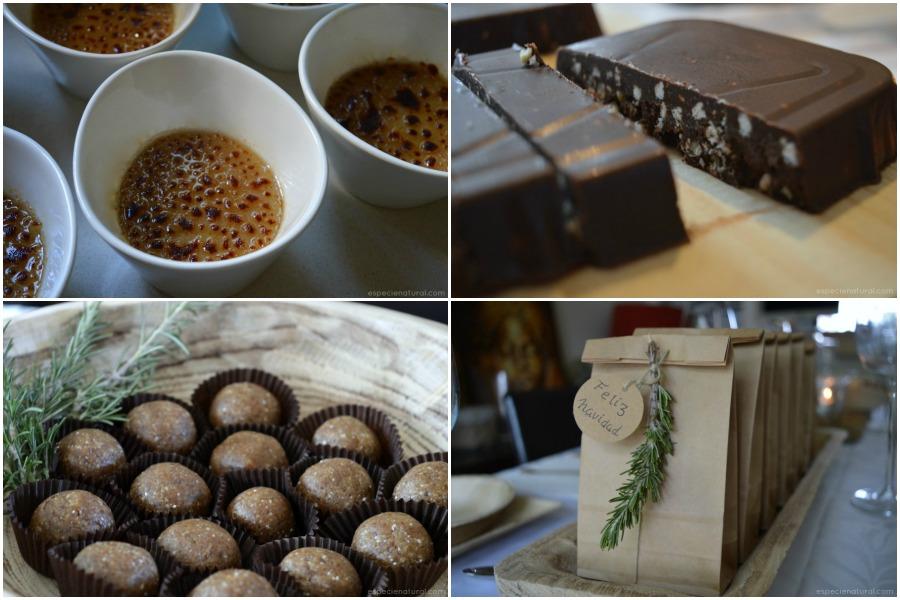 Mi menú de Navidad: postres y dulces (Crema catalana y más)
