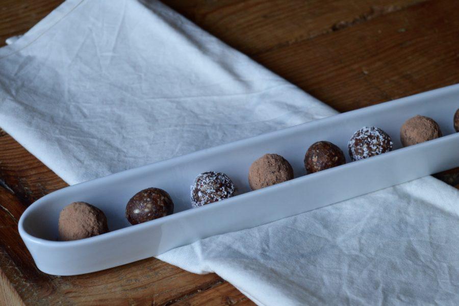 Avellana & Cacao Energy Balls
