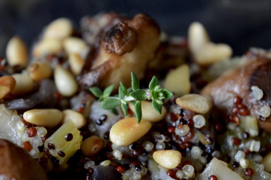 quinoa zoom
