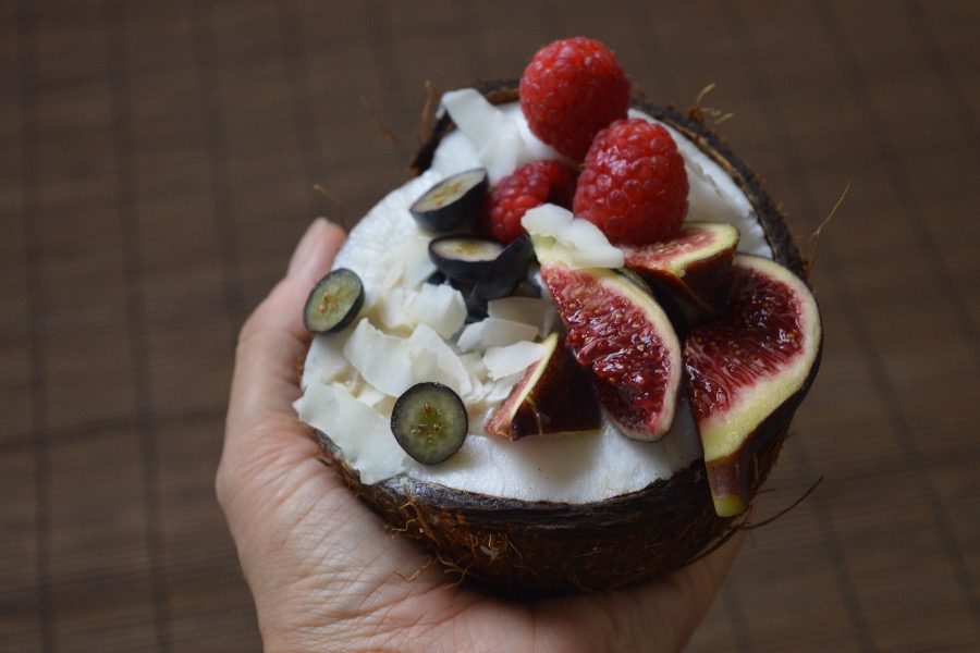 FIG COCONUT BOWL